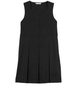 Concordia Academy Black pinafore dress