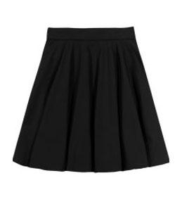 Concordia Academy Black school skirt