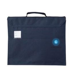 Concordia Academy Navy book bag