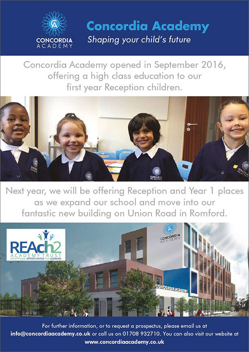 Reception and Year 1 applications for 2017 open now