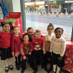 Concordia Academy at the new Co-op store in Romford