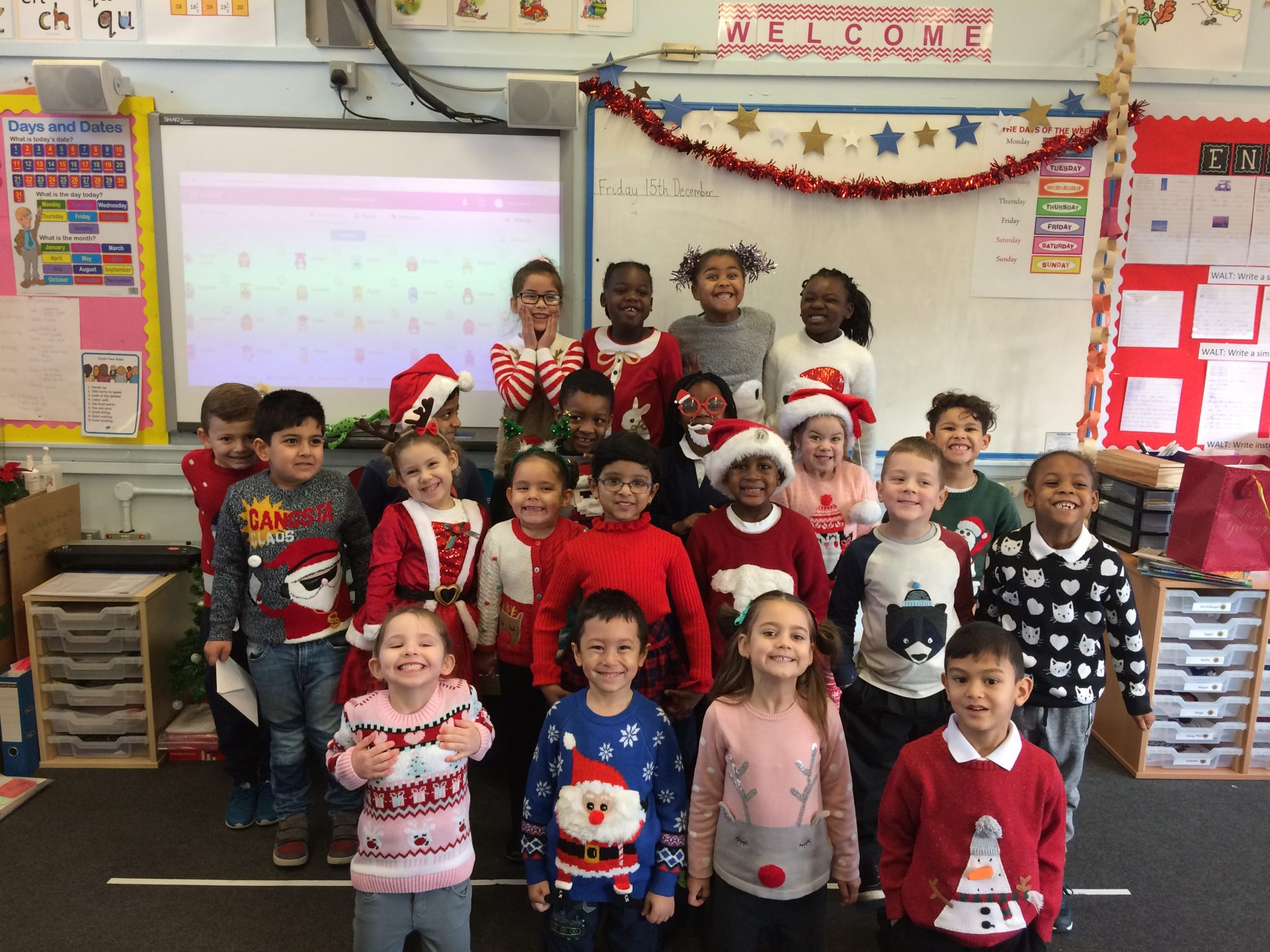 CHRISTMAS JUMPER DAY 2017- Save the Children
