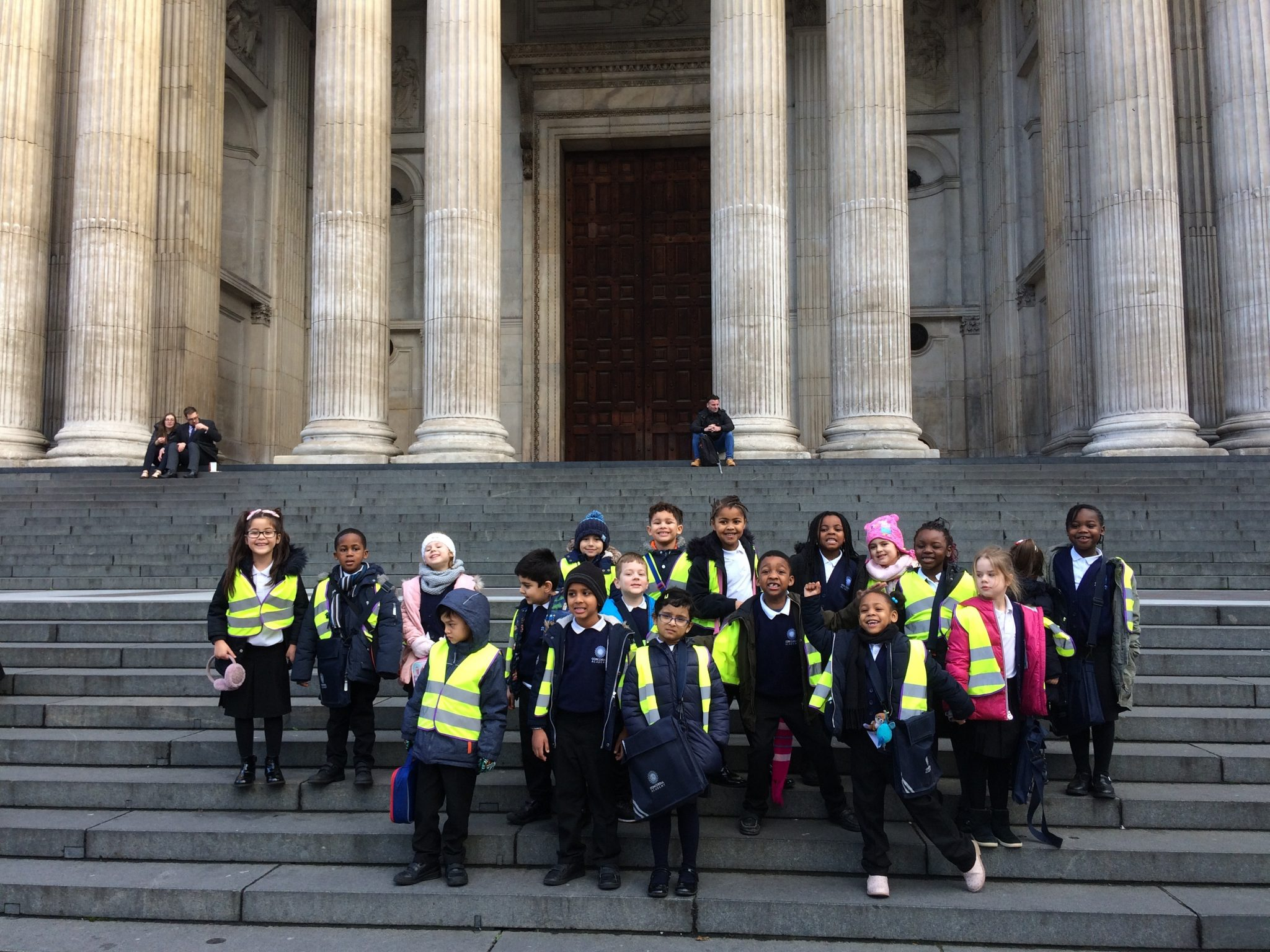 Year 1 trip – St Paul's Cathedral
