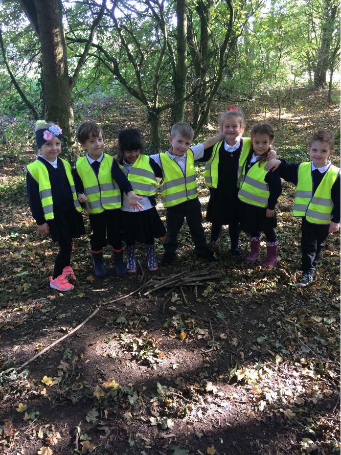 Year 1 trip – Hornchurch Country Park