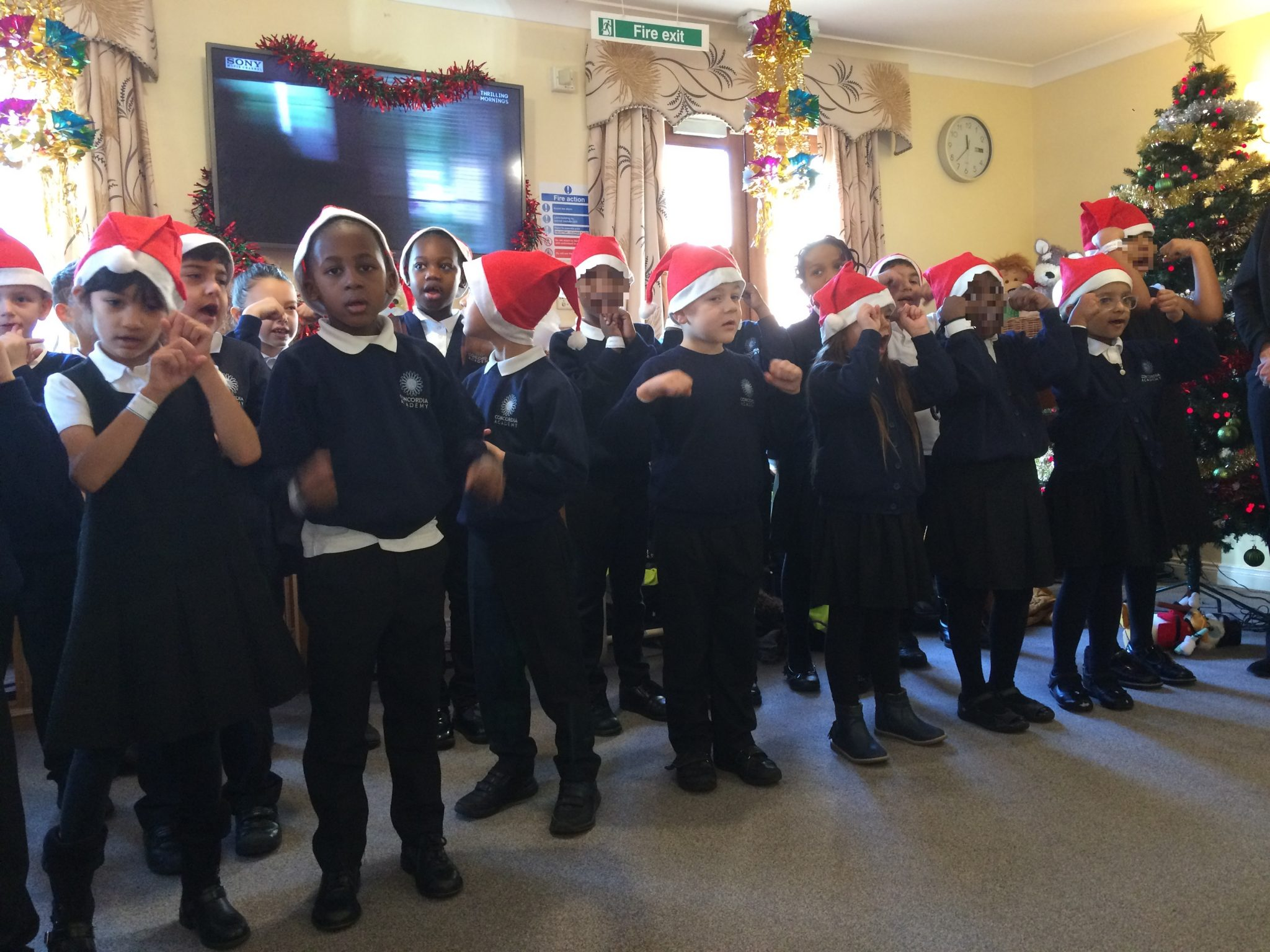 Carols at Heatherbrook Care Home